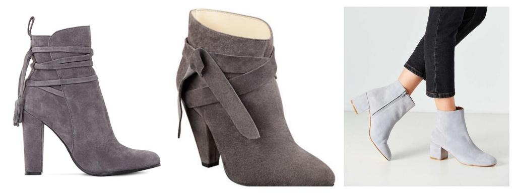 grey-booties